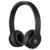 Beats By Dr Dre Solo HD Over-the-ear overhead headphones, Monochromatic Black