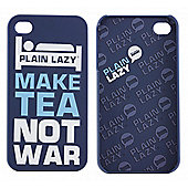 iPhone 4 and iPhone 4s Case Make Tea Not War