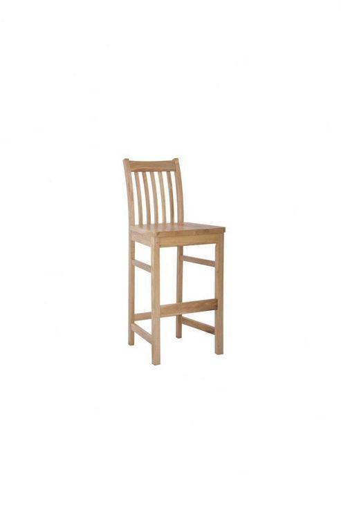 oakinsen hobart timber barstool set of 2. Black Bedroom Furniture Sets. Home Design Ideas