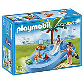 Playmobil 6673 Summer Fun Water Park Baby Pool with Slide
