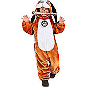 Child Saint Bernard Costume