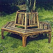 Techstyle Semi Circle Tree Bench