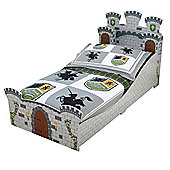 KidKraft Medieval Toddler Bed