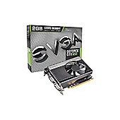 EVGA GeForce GTX 650 2GB Graphics Card PCI-E Mini-HDMI DVI