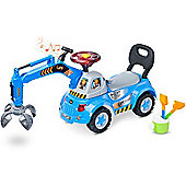 Caretero Lift Ride-On (Blue)