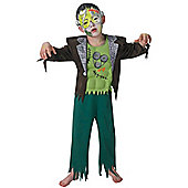 Frankenstein Boy - Child Costume 5-6 years