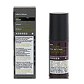 Korres Borage Anti-Shine Moisturiser for Men SPF6 50ml