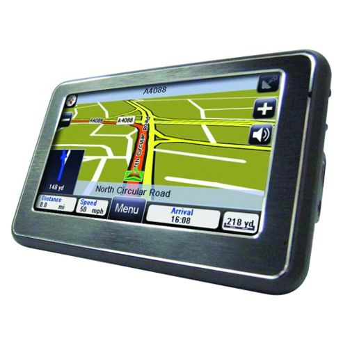 Binatone R430 UK and Ireland Sat Nav