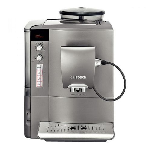 Bosch Coffee Maker Tesco : Buy Bosch TES50621RW 1600w Bean to Cup Coffee Maker with Milk Frother from our Bosch range - Tesco