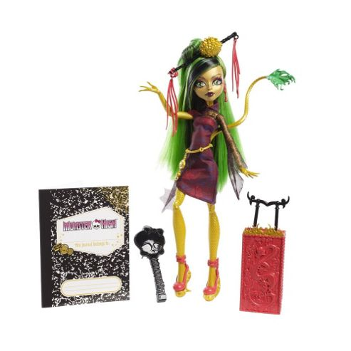Monster High Doll - Jinafire Long