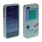 Xpression iPhone 4 Silicon Retro Gameboy Case