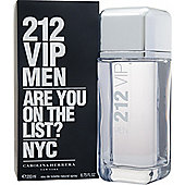 Carolina Herrera 212 VIP Men Eau de Toilette (EDT) 200ml Spray For Men