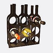 The Metal House Bottle Wine Storage Rack