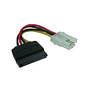 3.5 to SATA power connector
