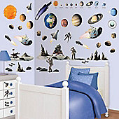 Space Adventure Room Makeover Kit