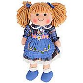Bigjigs Toys 35cm Doll BJD016 Katie