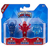 Skylanders Trap Team Triple Trap Pack - Jughead, Skull, and Torch
