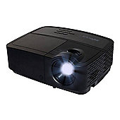 Infocus IN126A WXGA Projector WXGA (1280 x 800) native resolution 3500 lumens 15000:1 contrast ratio 3D Ready Aspect Ratio 16:10 Wireless IN126A