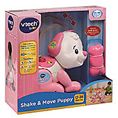 Vtech Baby Shake and Move Puppy PINK