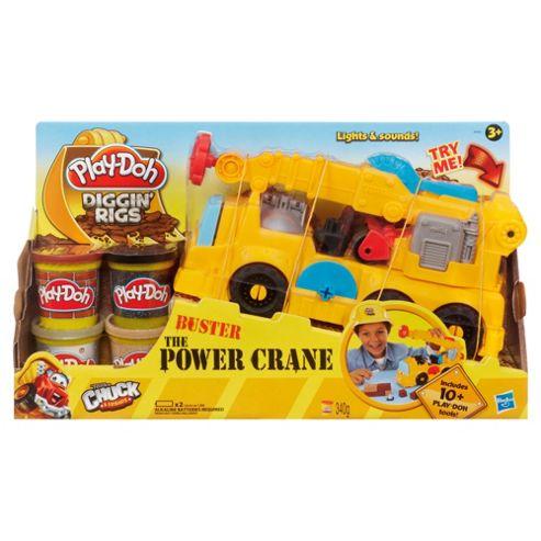 Diggin Rigs Power Crane Play-Doh