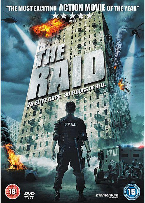 The Raid (DVD)