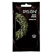 Dylon Fabric Dye - Hand Use - Olive Green