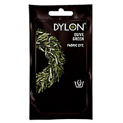 Dylon Fabric Dye - Hand Use - Olive Green