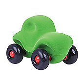 Rubbabu The Little Siena Car (Green)