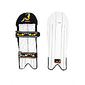 Woodworm Cricket Performance Boys Wicket Keeping Pads