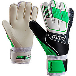 Goalkeeper Gloves Mitre Magnetite Junior - Size 4