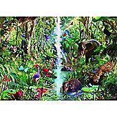 Jungle Animals - 9000 Piece Puzzle