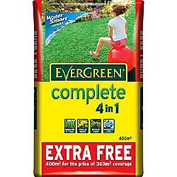 EverGreen Complete 4 in 1 Lawn Food, 400m2