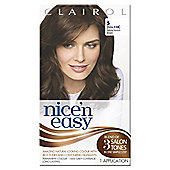 Nice'N Easy Permanent Colour #5 Natural Medium Brown (Former Shade #118)