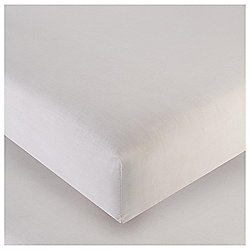 Double Fitted Sheet - Taupe
