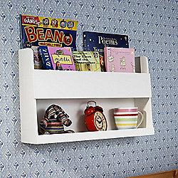 Tidy Books The Tidy Books Bunk Bed Shelf (White)