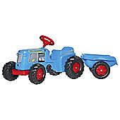 Rolly Classic Tractor Trailer Blue