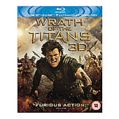 Wrath Of The Titans (3D Blu-Ray)