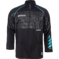 Sells Total Contact Aqua Rain Jacket Size L (Black)