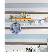 Mamas & Papas - Scrapbook Boys - Wallpaper
