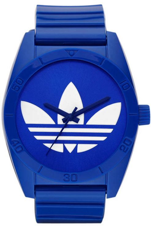 Adidas Unisex Blue Sports Watch ADH2656