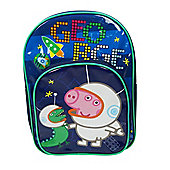 Character Peppa George 'LED Flashing Lights' Backpack