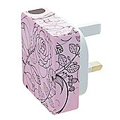 Style by MiTEC Universal Mains Charger Flower Couture 2amp