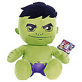 "Marvel Chunky Superhero Squad Hulk 20"" Soft Toy"