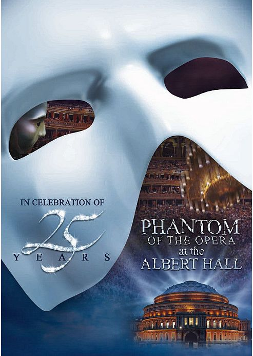 The Phantom Of The Opera At The Albert Hall (DVD)