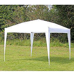 Palm Springs 10' X 10' (3M X 3M) Gazebo / Party Tent - Ez Stow A Way - White