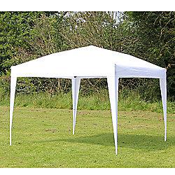 Palm Springs 10' X 10' (3M X 3M) Gazebo / Party Tent - Ez Stow A Way - White