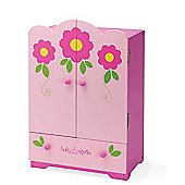 Baby Stella Tickled Pink Armoire / Wardrobe - Suitable from 3 years +