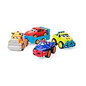 Mothercare Lights and Sounds Happy Trucks Set
