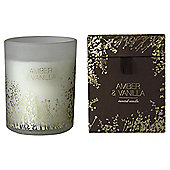Greenhill & York  Amber Vanilla Boxed Candle
