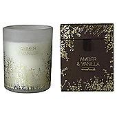 Greenhill & York  Amber Vanilla Boxed Candle